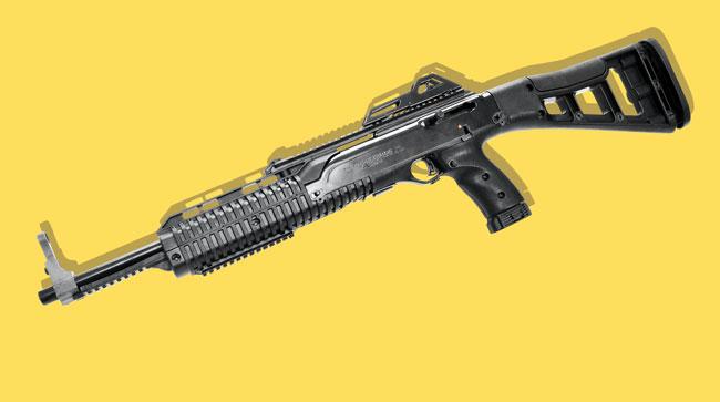 Chasing Rifle Accuracy: Hi-Point 4595TS