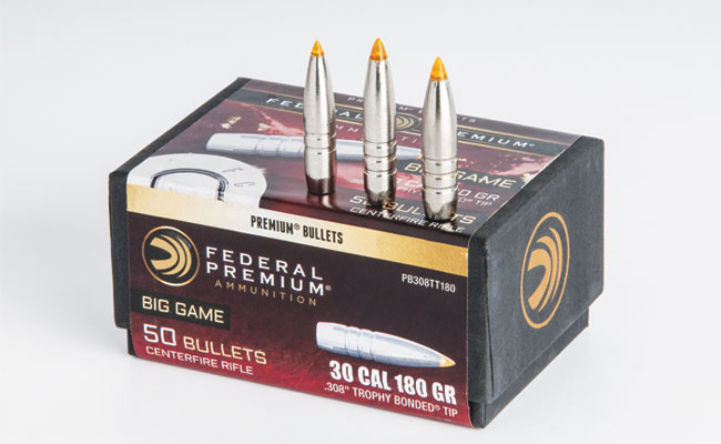 Getting The Most Out Of The Trophy Bonded Tip Bullet