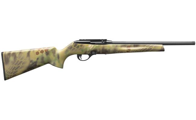Remington 597 Kryptek Threaded