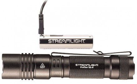 Streamlight ProTac 2L-X USB