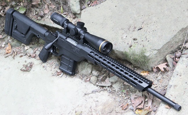 Review: Winchester's New Long-Range Rifle - The XPC