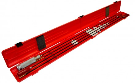 MTM CASE-GARD announced their new Gun Cleaning Rod Case.