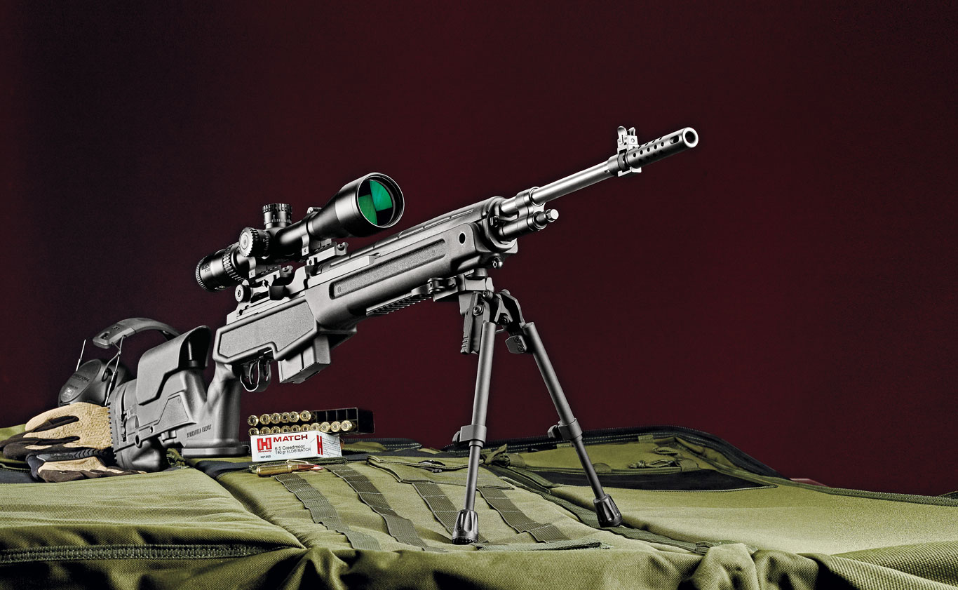 Springfield has chambered its Loaded M1A in 6.5 Creedmoor, and it's a perfect marriage.