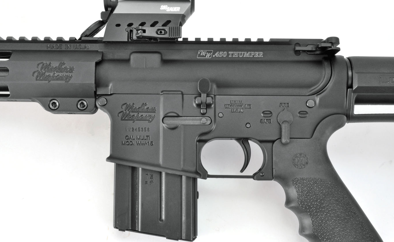 Windham Weaponry may be a new name to many, but its people are the same folks who used to build Bushmaster rifles and parts.