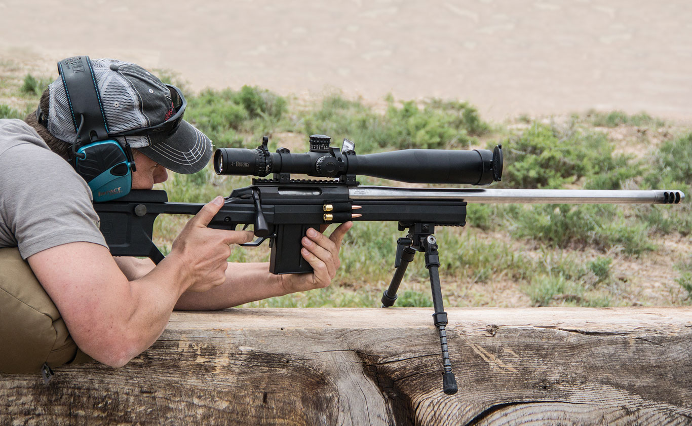 Long-Range Precision Rifle Shooting: A Beginner's Guide