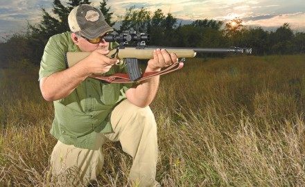 The new suppressor-ready Ruger American Ranch is a handy 7.62x39 bolt gun.
