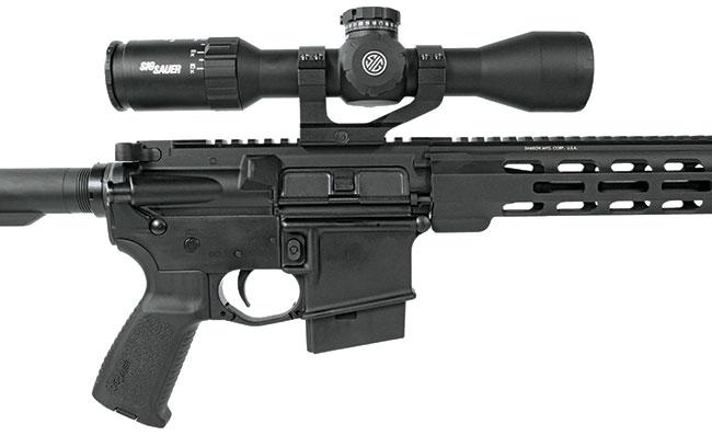 """http://www.rifleshootermag.com/files/2018/07/SIG-Sauer-M400-Elite-10.jpg"""