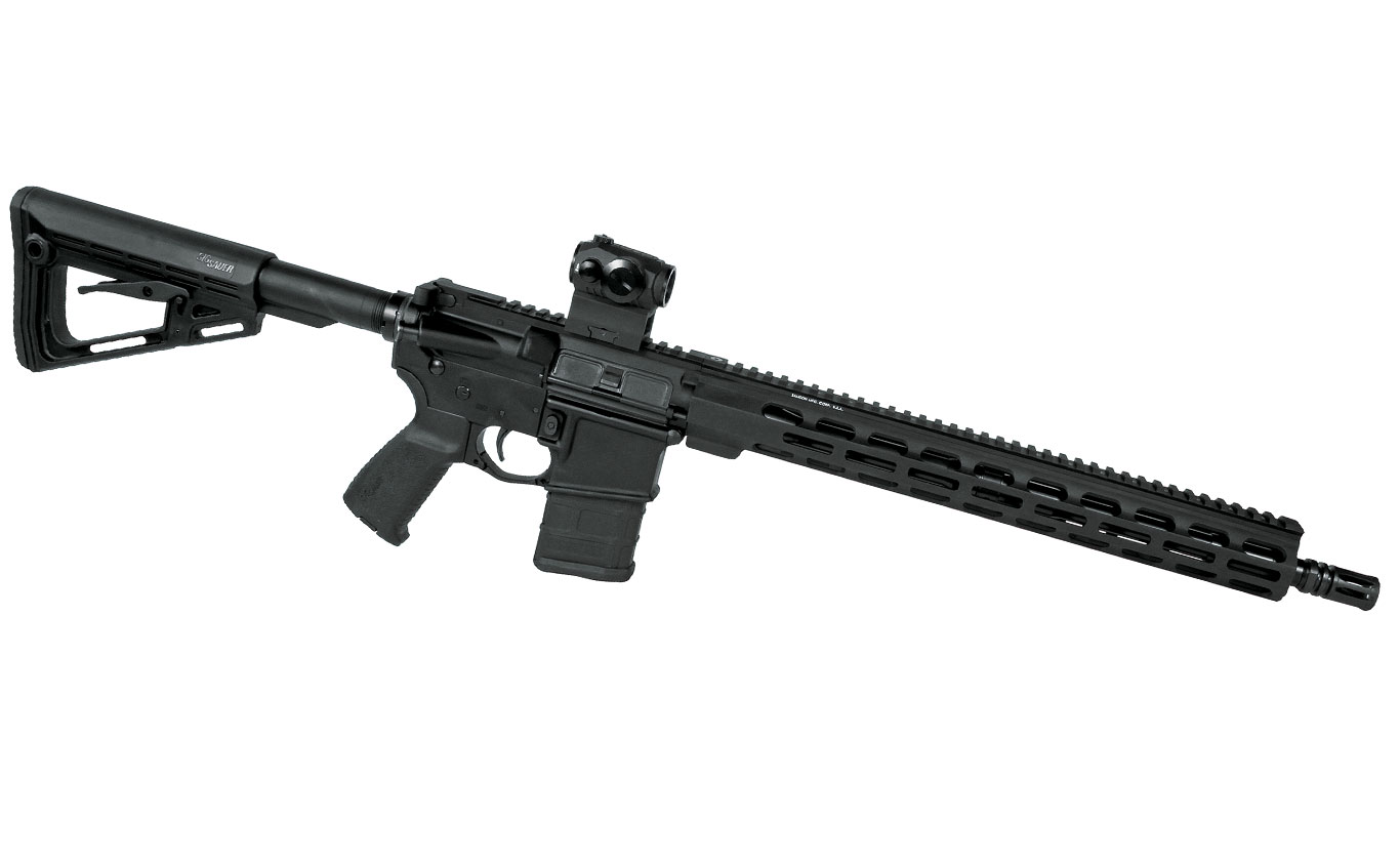 Review: SIG Sauer M400 Elite