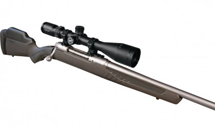 The Savage 110 Storm takes a half-century-old action to new heights.