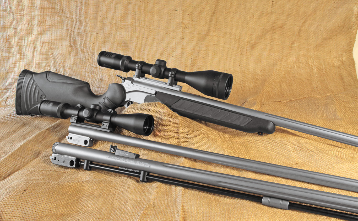 If you haven't discovered Thompson/Center's great switch-barrel gun, now might be the time.