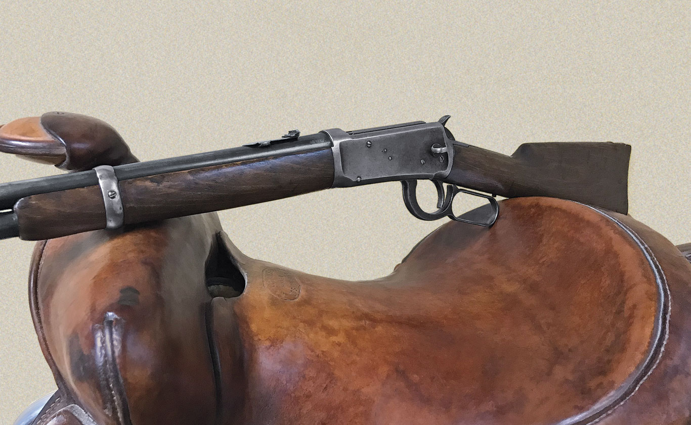 The Winchester Model 1894 Special 32 Rifle Shooter
