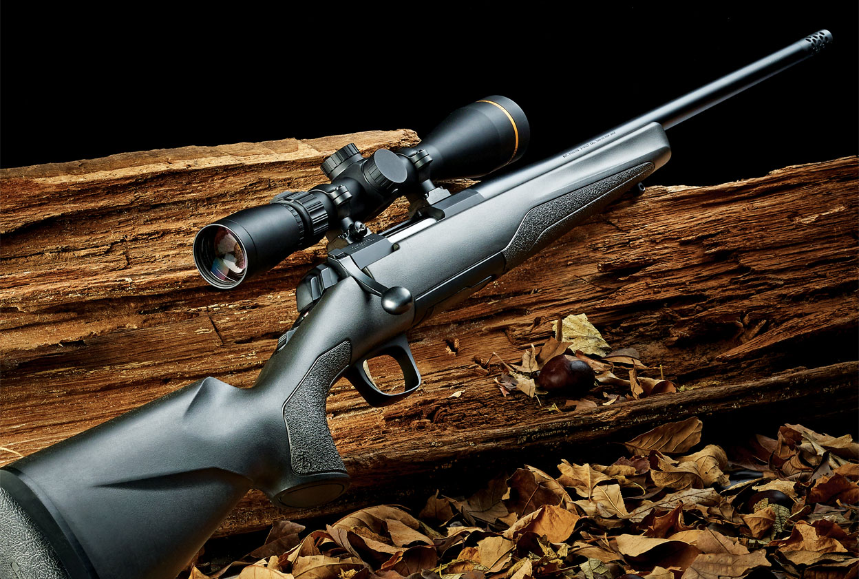 Browning's X-Bolt is now available in a shorter, lighter version.