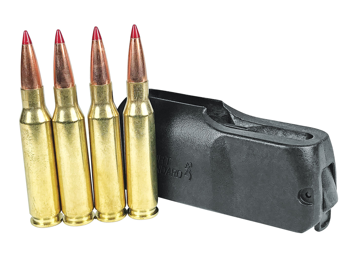 The Micro Composite is chambered for five capable short-action cartridges, and it feeds from a detachable polymer magazine.