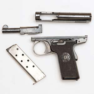 Harrington & Richardson's Self-Loading Pistol