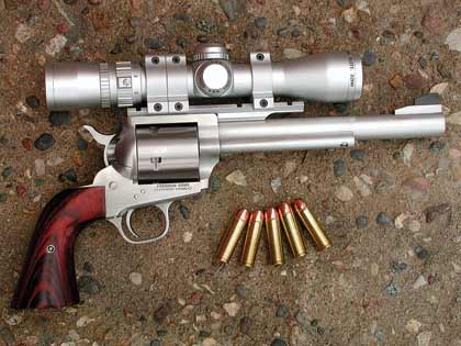Magnum Revolvers: The State Of The Art