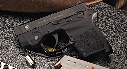 Pocket Pistol Perfection: Smith and Wesson Body Guard 380