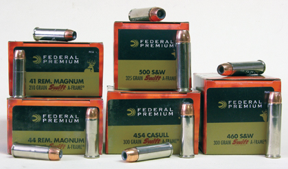 Premium Performance Handgun Ammo