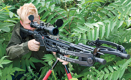 PSE TAC-15 Crossbow