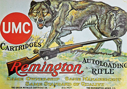 Remington's Early Autoloaders--the 8 & the 81