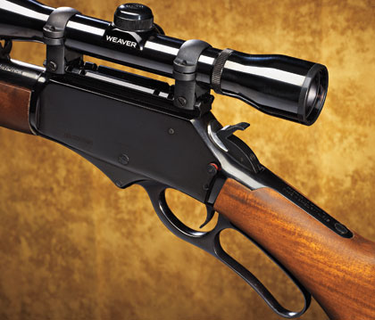 Rossi Rio Grande: A Rifle to Bank On