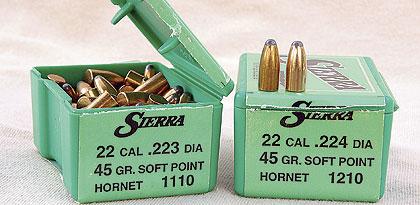 The  22 Hornet
