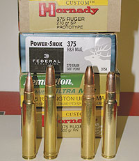 Hornady & Ruger Take On The  375