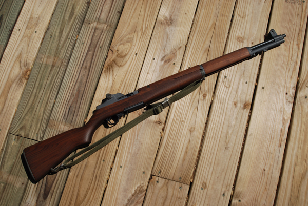 Readers have asked for a complete parts list for Reid Coffield's recent .22 rimfire Garand project.
