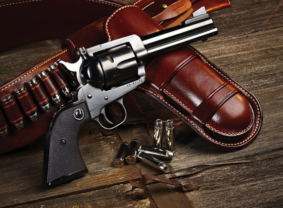 While the original Colt SAA has the reputation of being less stout, modern versions—especially Ruger (shown) and Freedom Arms—are known for their rugged durability.