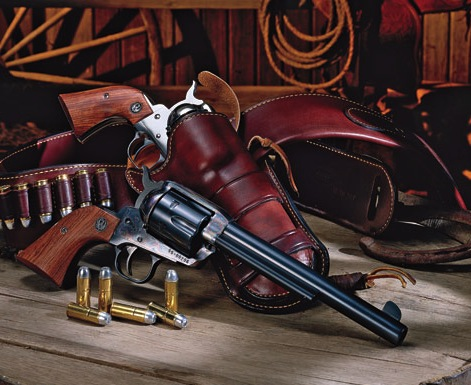 Why The Single-Action Revolver Is Timeless