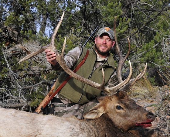 A quality military style sling is a good choice for the serious elk hunter — durable and versatile. It may not sport cushiony rubber or cobra-shaped styling, but it's been getting the job done for elk hunters for over a century.