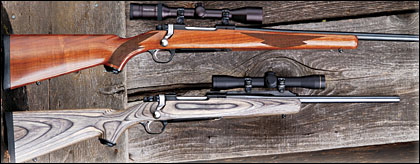 Ruger's bolt-action is compact, sturdy, reliable, accurate, and extremely fast to get on target.