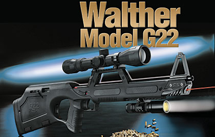 Walther Model G22