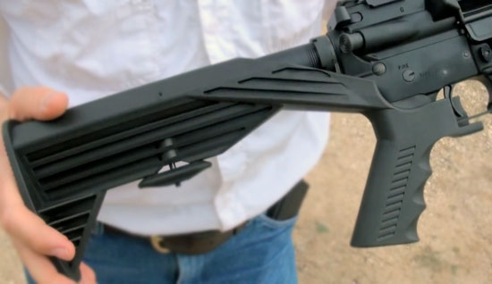 Slide Fire SSAR-15