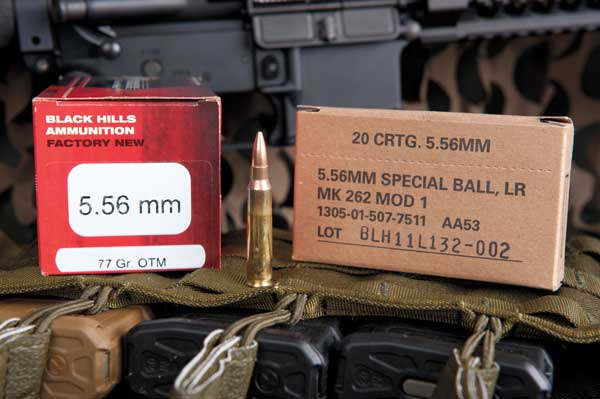 Reviewing Black Hills' MK 262 Mod 1 Ammo