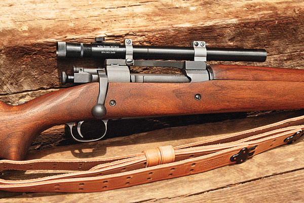 How to build a 1903A4 sniper rifle