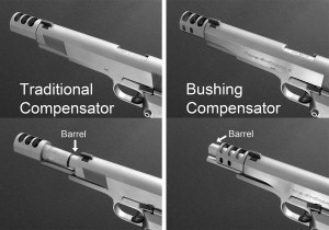 Reducing Recoil: Traditional vs  Bushing Compensators