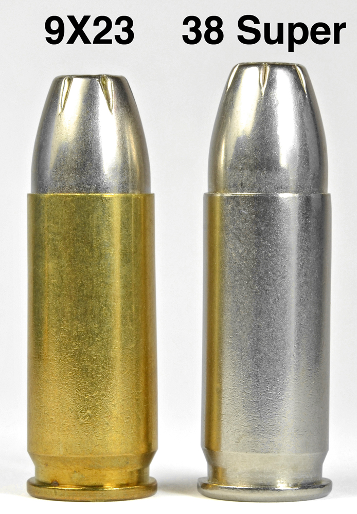 Pistol Powerhouse: The 9x23 Winchester