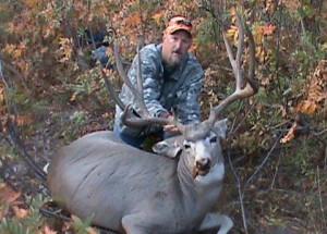 John Carey's Buck 2012
