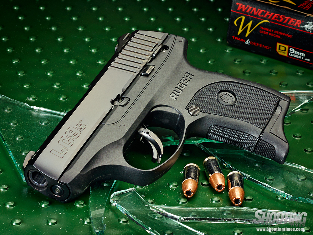 At the Range: Ruger LC9s
