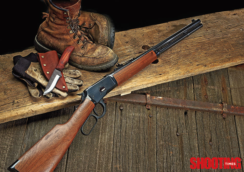 Winchester Model 1892 Short Rifle Review