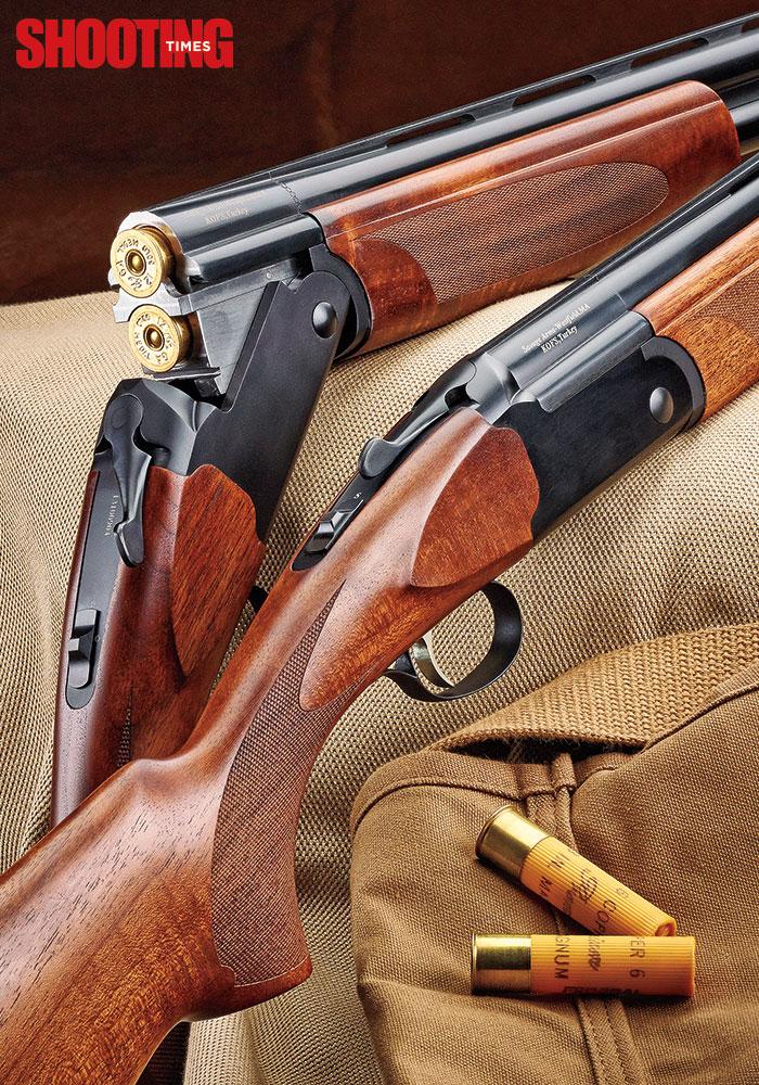Stevens Model 555 Shotgun Review
