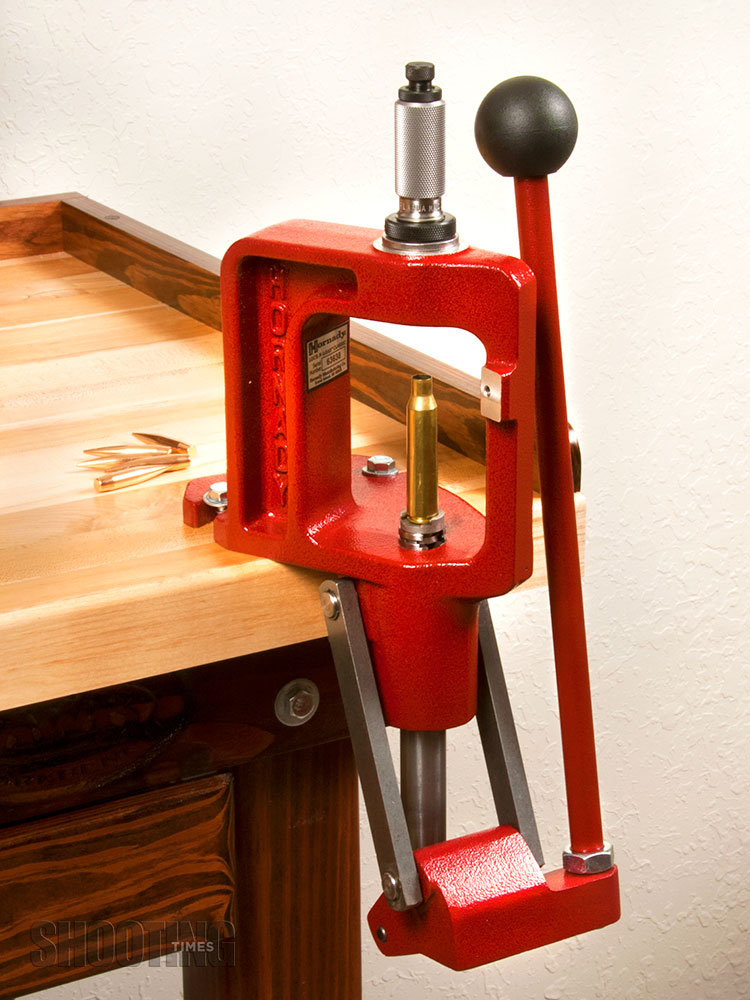 Hornady Single Stage Reloading Equipment Review