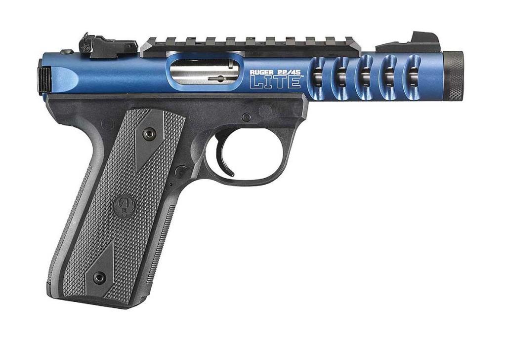 pistol-rimfire-Ruger-2245-Lite