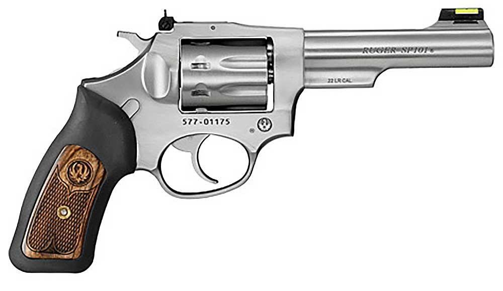 Ruger-SP101-pistol-rimfire