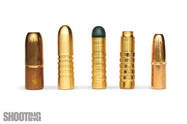 Dangerous Game Bullets