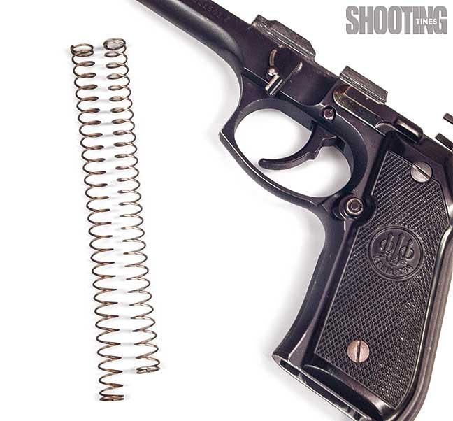 Easy Gunsmithing for the Beretta 92