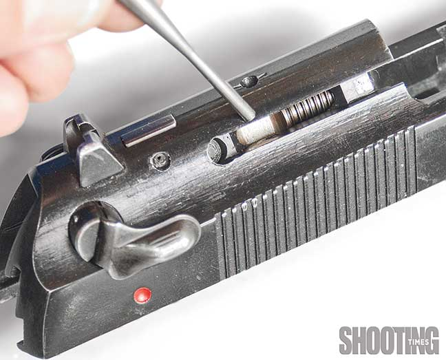 Easy Gunsmithing for the Beretta 92