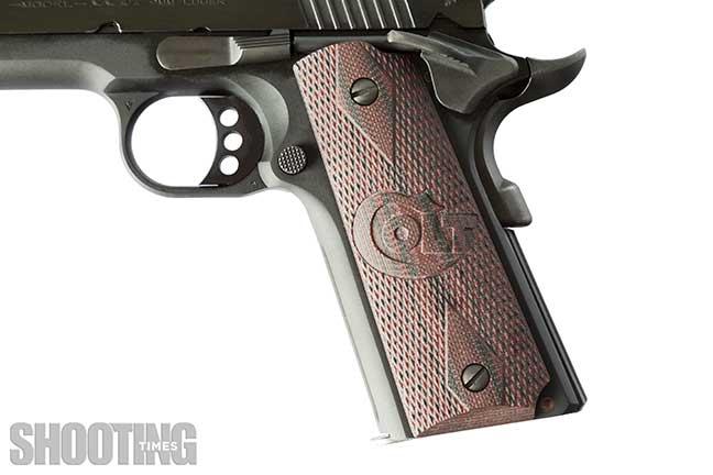 Review: Colt Lightweight Commander 1911