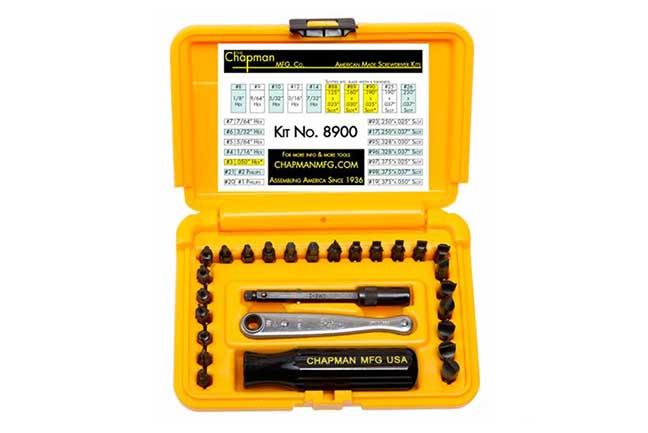 gunsmithing-Chapman-screwdriver-kit-diy-7