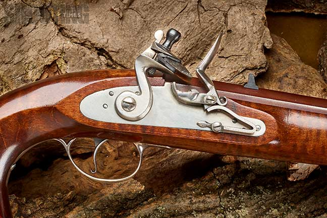 Reliving the Past with Pedersoli Flintlocks
